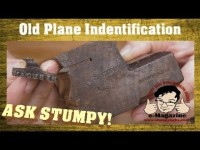Cool Stuff You Can Learn From Looking @ Old Woodworking Planes
