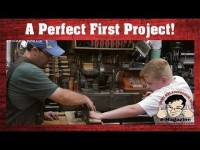 WATCH this before you let a child in your workshop! (How woodworking saves lives)