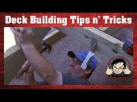 YOU MUST KNOW THIS STUFF before you build a deck, porch or outdoor wood project