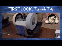 Should you upgrade to the NEW Tormek T-8 wet sharpening system? (T-8 vs T-7 review)
