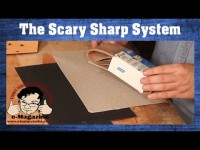 Scary sharp - The best sandpaper, etc for tool sharpening woodworking planes, chisels, etc.