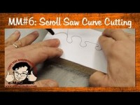 How to cut curves and turns