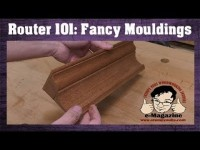 How to make ANY moulding with REGULAR router bits