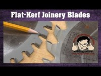 You're using the wrong table saw blade for joinery