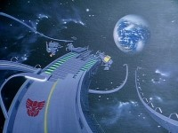 The Deadly Intergalactic Highway Operation