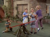 The Teeter-Totter Caper