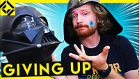 I'm Giving Up My Dreams, Thanks To Star Wars!