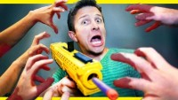 """Nerf Zombies """"Game-over, Man!"""""""