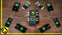 I Will Make the World's Largest Phone Battery (iOS & Android)