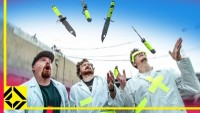 """Corridor Scientists Lose their Fingers in """"Deadly"""" Experiment"""