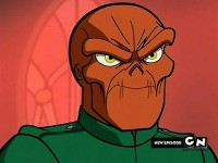 Wrath of the Red Skull!