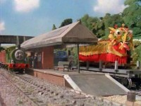 Thomas, Percy, & the Dragon