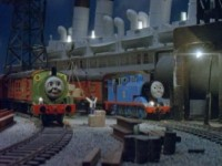 Thomas, Percy & The Post Train