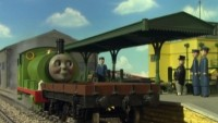 Percy & The Left Luggage