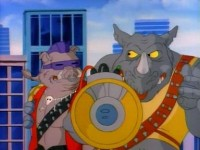 Bebop and Rocksteady Conquer the Universe