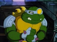 Slash - The Evil Turtle from Dimension X