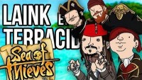 L&T L'AVENTURE DE MALADE MENTAL (Sea of Thieves) ft. Amixem et Cyril