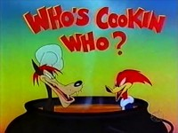 Who's Cookin' Who?