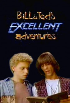 Bill & Ted's Excellent Adventures (1992)