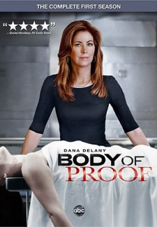 Body of Proof saison saison 1