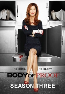 Body of Proof saison saison 3