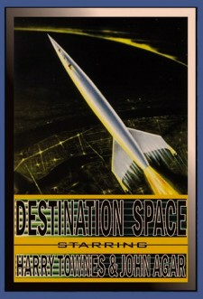 Destination Space saison saison 1