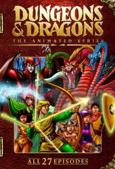 Donjons & Dragons - Le sourire du dragon