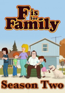 F is for Family saison saison 2