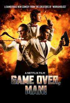 Game Over, Man! saison saison 1
