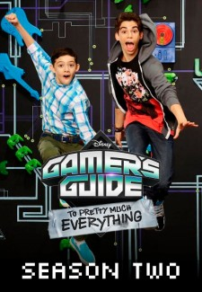 Gamer's Guide to Pretty Much Everything saison saison 2