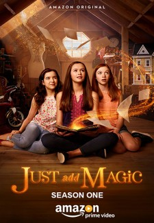 Just Add Magic saison saison 1