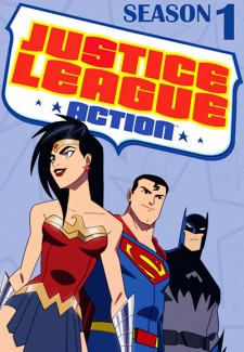 Justice League Action saison saison 1