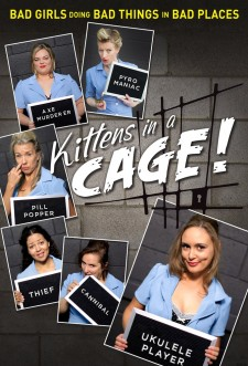 Kittens in a Cage saison saison 1