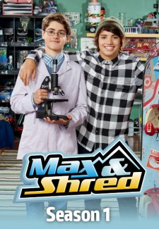 Max & Shred saison saison 1