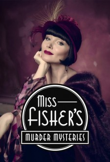 Miss Fisher enquête