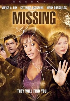 missing disparus sans laisser de trace saison 1