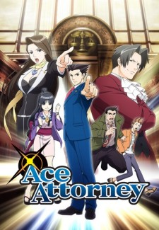 Phoenix Wright : Ace Attorney saison saison 1