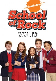 School of Rock saison saison 3
