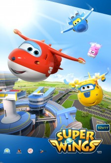 Super Wings, paré au décollage saison saison 2