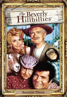 The Beverly Hillbillies saison saison 3