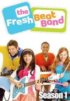 The Fresh Beat Band saison saison 1