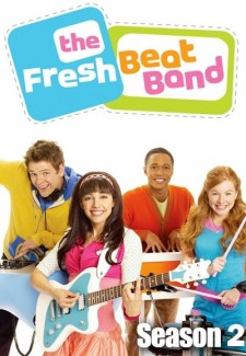 The Fresh Beat Band saison saison 2