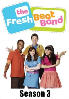 The Fresh Beat Band saison saison 3