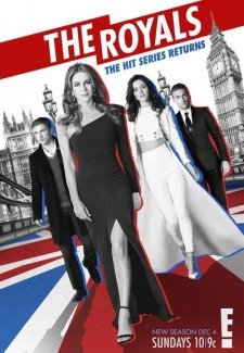 The Royals saison saison 3