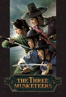 The Three Musketeers (2014) saison saison 1