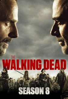 The Walking Dead saison saison 8
