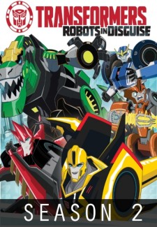 Transformers: Robots In Disguise (2015) saison saison 2