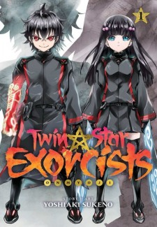 Twin star exorcists saison saison 1
