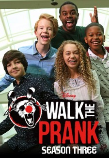 Walk the Prank saison saison 3