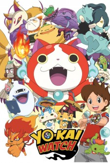 Yo-kai Watch saison saison 4